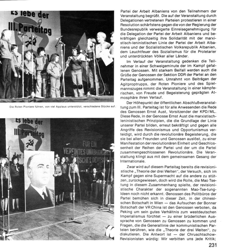 Zehn Jahre KPD/ML, Seite 231