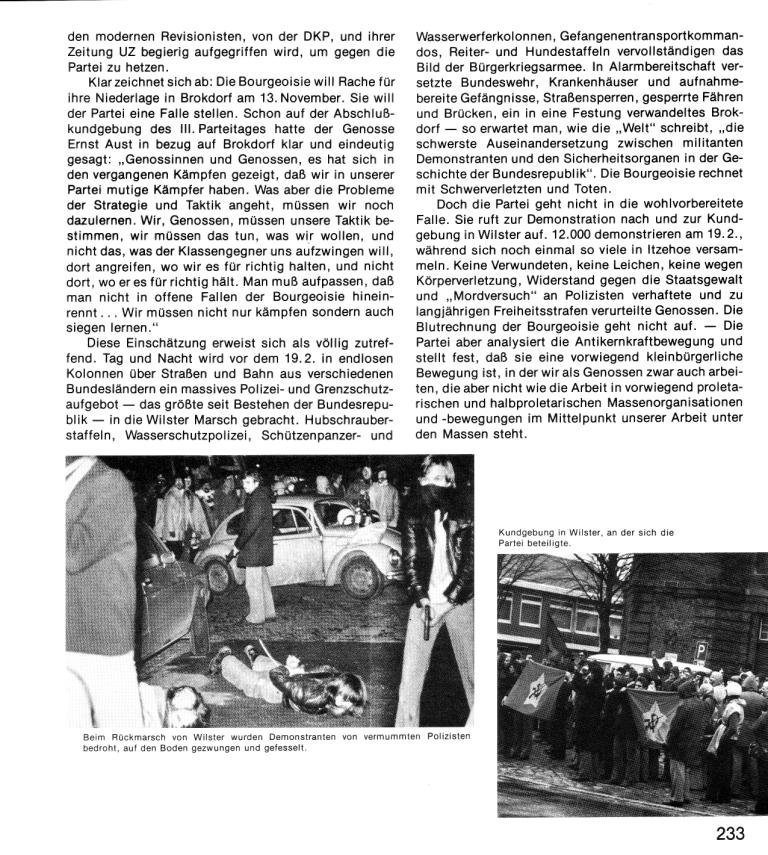 Zehn Jahre KPD/ML, Seite 233