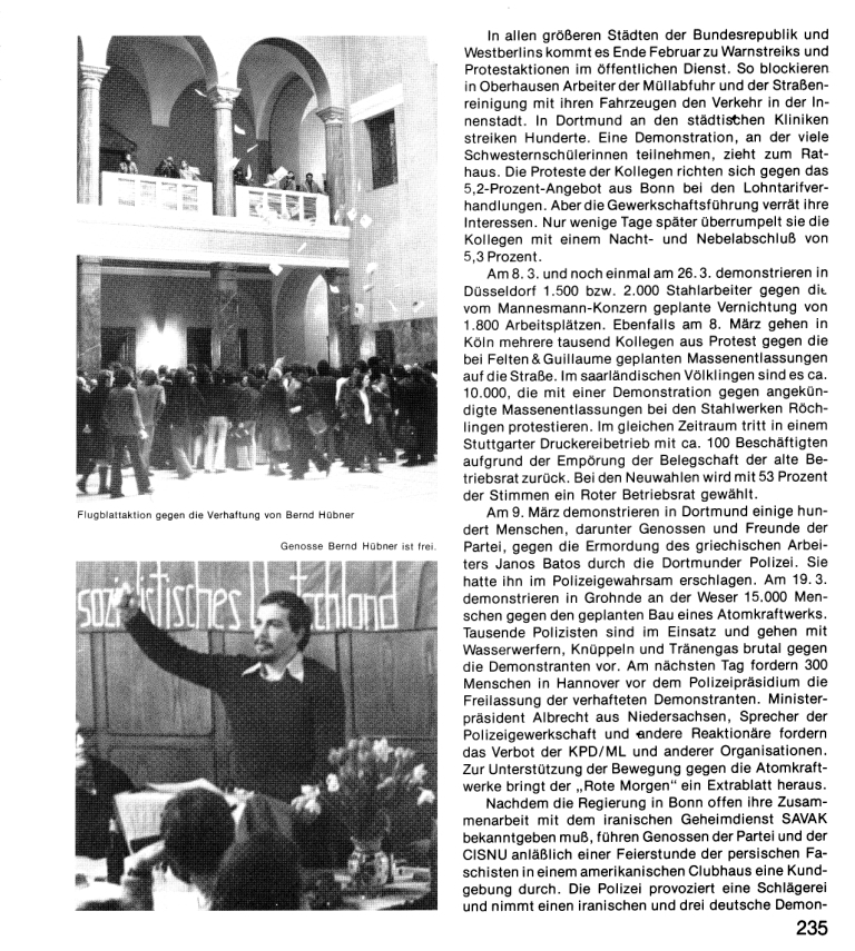 Zehn Jahre KPD/ML, Seite 235