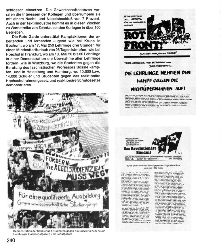 Zehn Jahre KPD/ML, Seite 240