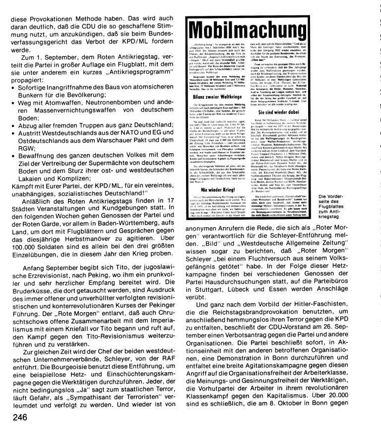 Zehn Jahre KPD/ML, Seite 246