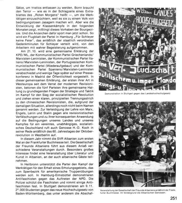 Zehn Jahre KPD/ML, Seite 251