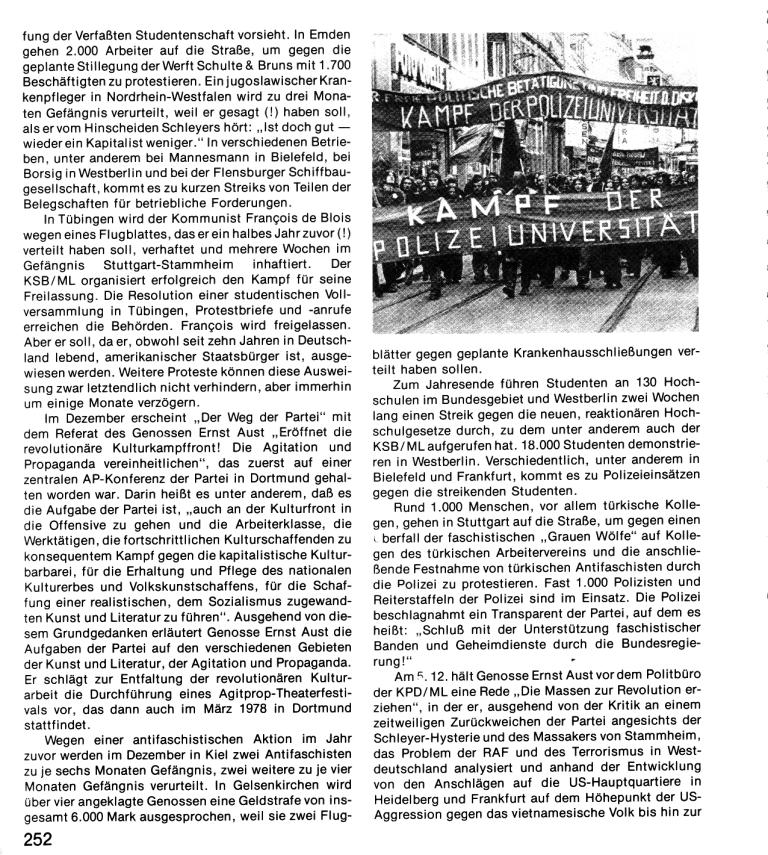 Zehn Jahre KPD/ML, Seite 252