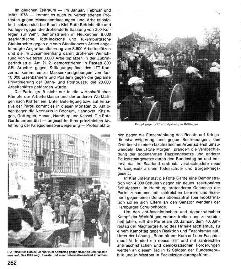 Zehn Jahre KPD/ML, Seite 262