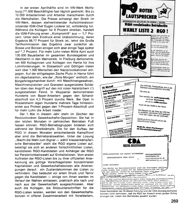 Zehn Jahre KPD/ML, Seite 269
