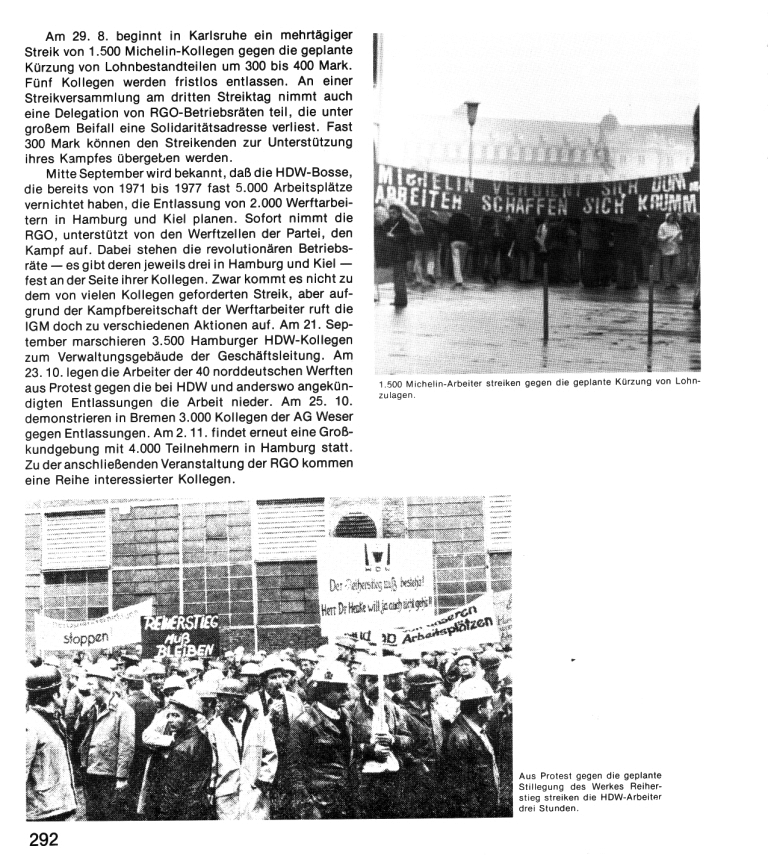Zehn Jahre KPD/ML, Seite 292