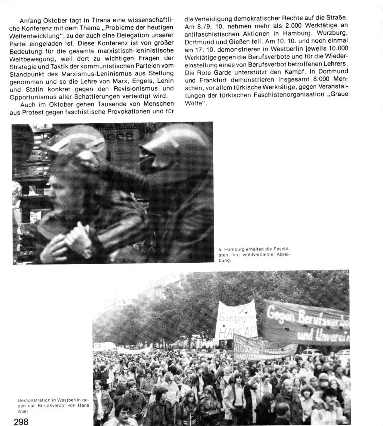 Zehn Jahre KPD/ML, Seite 298
