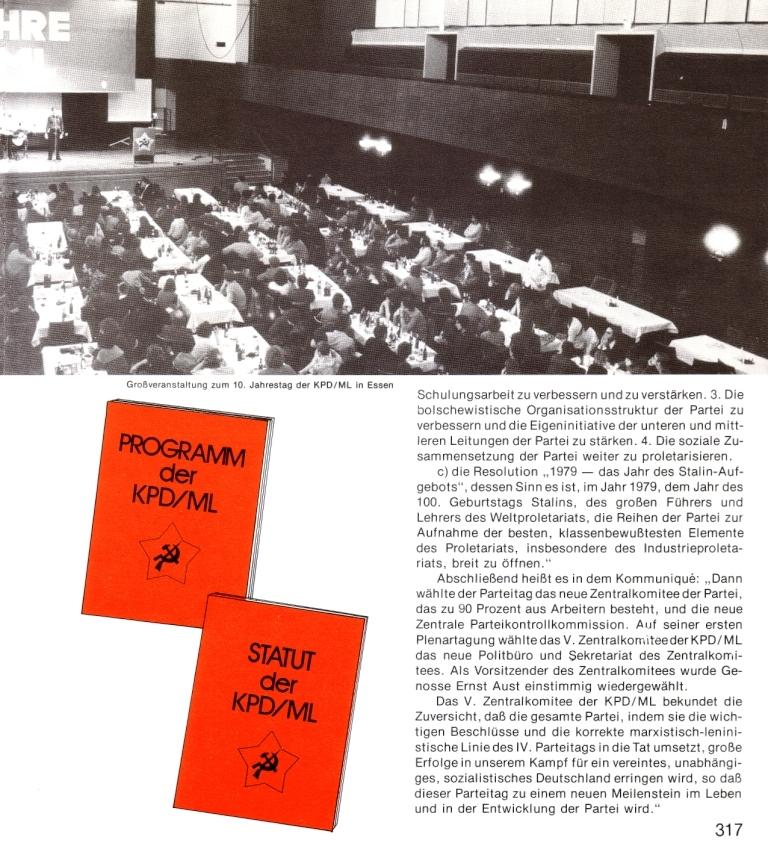 Zehn Jahre KPD/ML, Seite 317