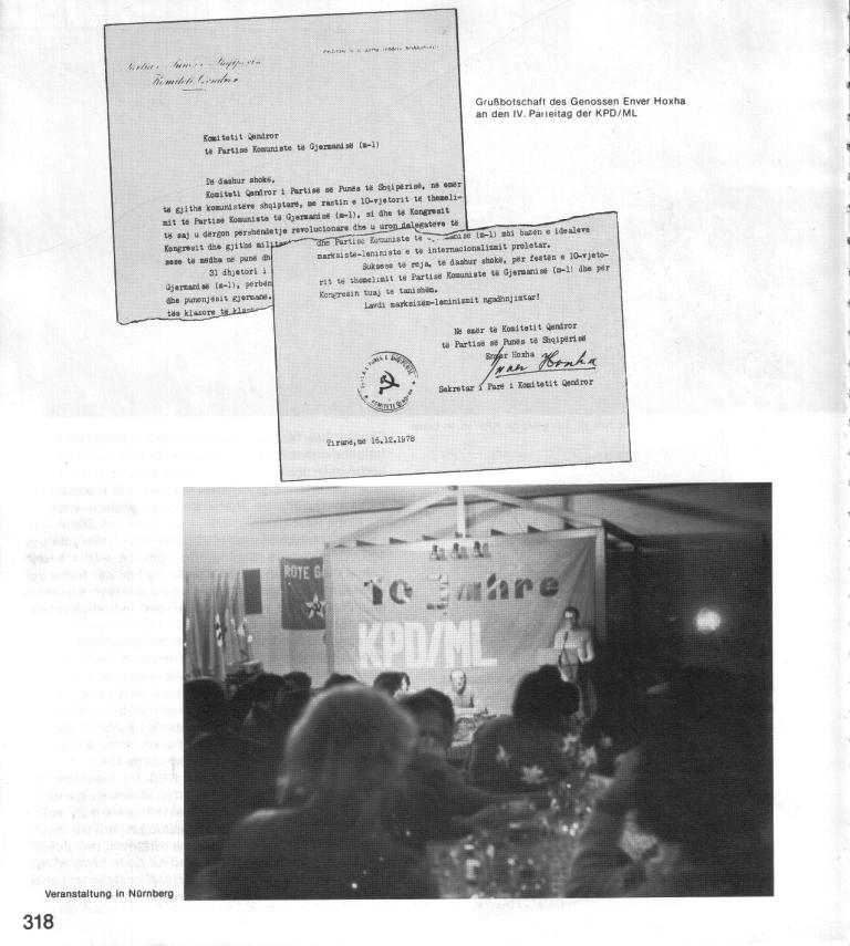 Zehn Jahre KPD/ML, Seite 318