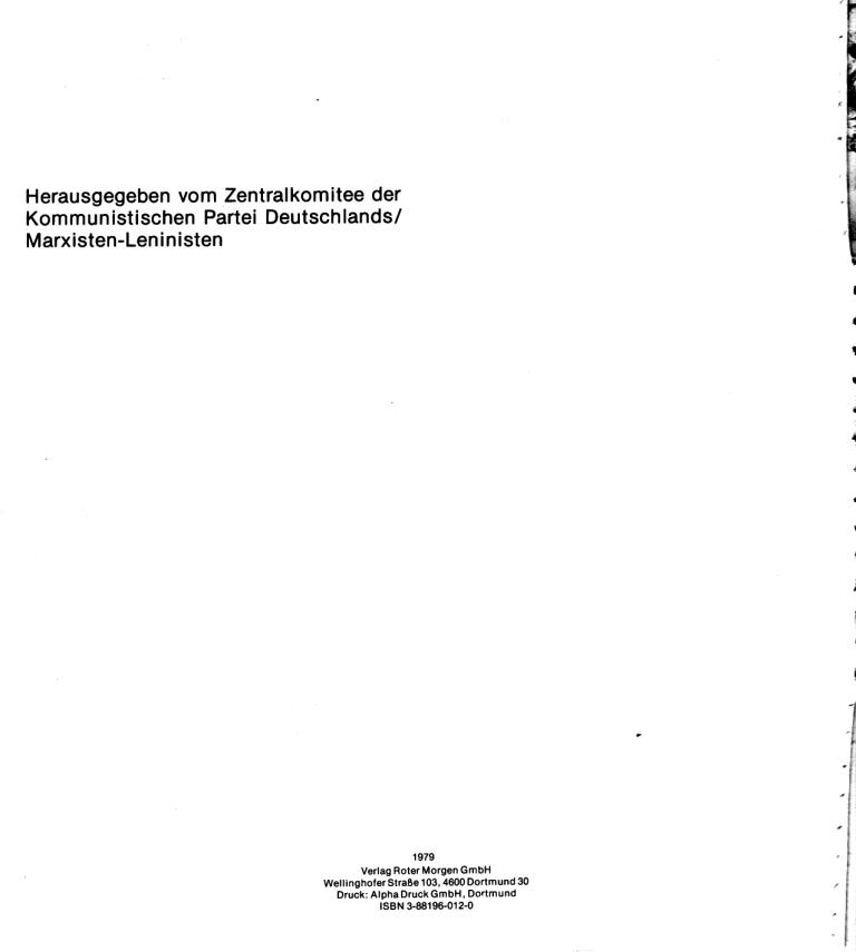 Zehn Jahre KPD/ML, Seite 2