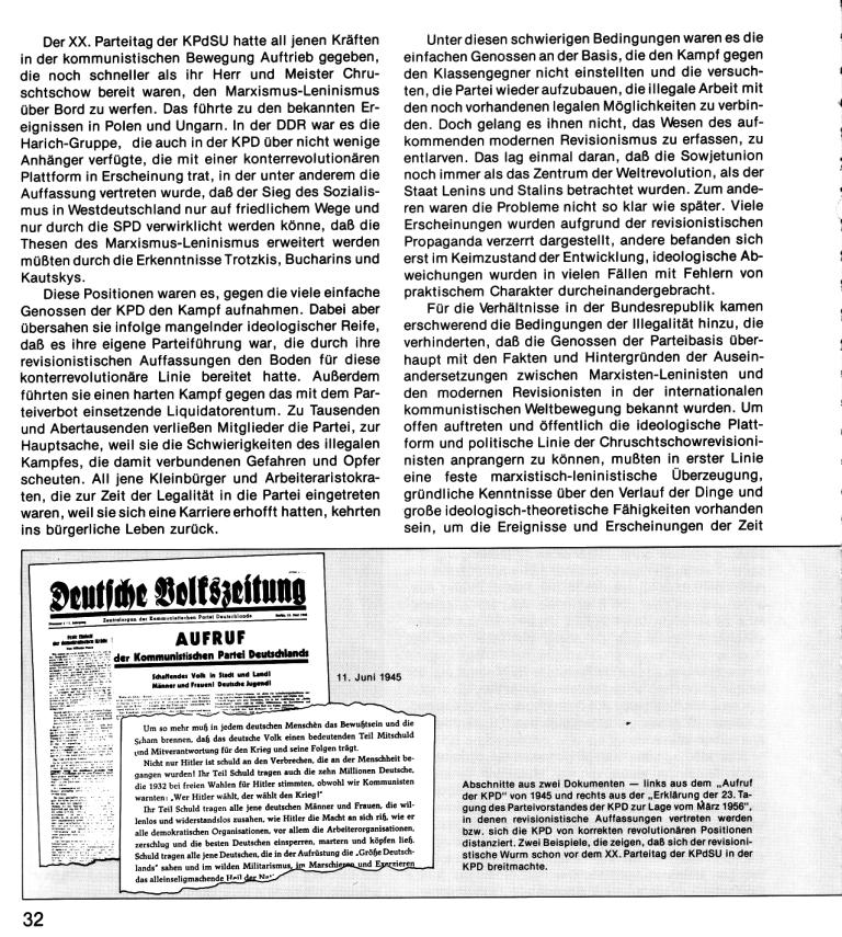Zehn Jahre KPD/ML, Seite 32