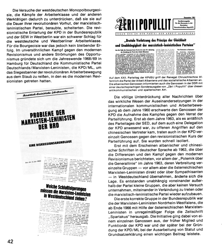 Zehn Jahre KPD/ML, Seite 42