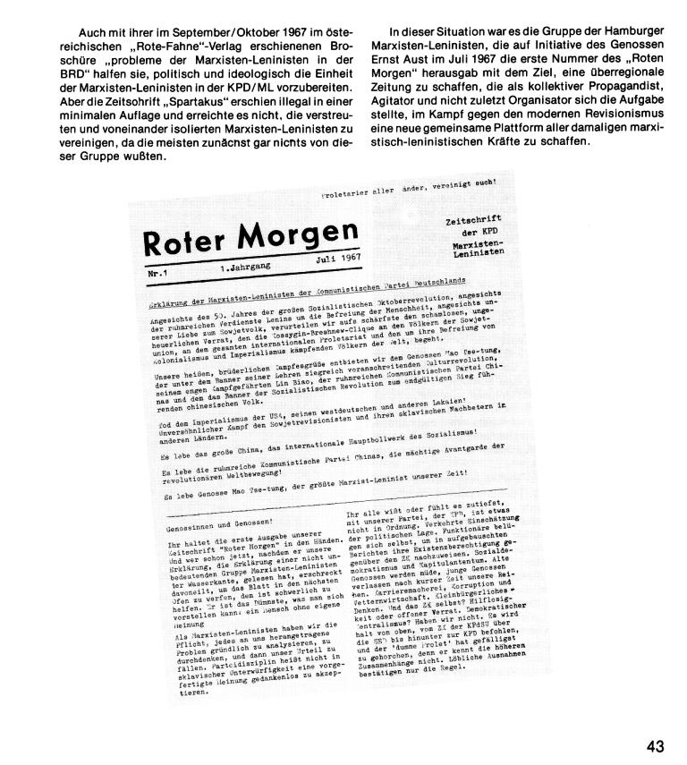 Zehn Jahre KPD/ML, Seite 43