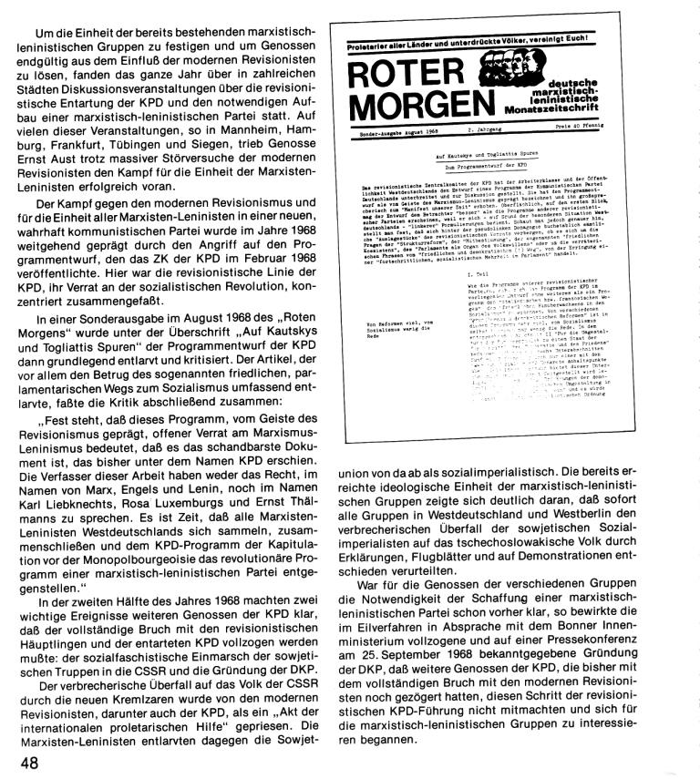 Zehn Jahre KPD/ML, Seite 48
