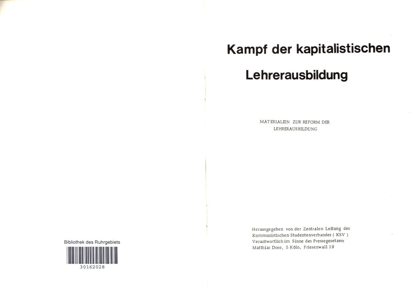 KSV_1975_Lehrerausbildung_02