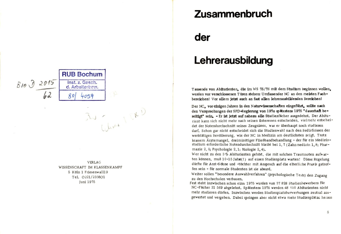 KSV_1975_Lehrerausbildung_03