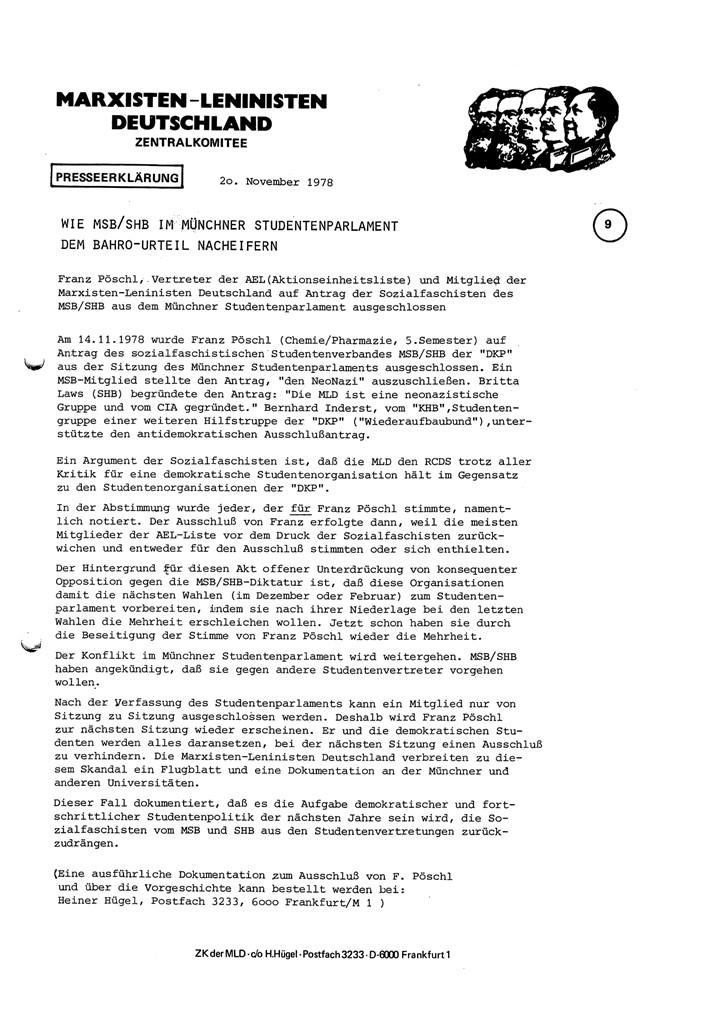MLD_1978_Doku_MHB_SHB_Muenchen_11