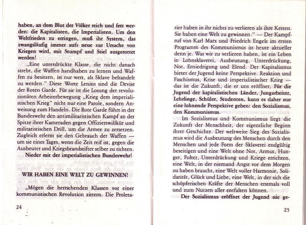 RG_Broschüre: Wofür kämpft die Rote Garde? (Mai 1978), Seite 24f.