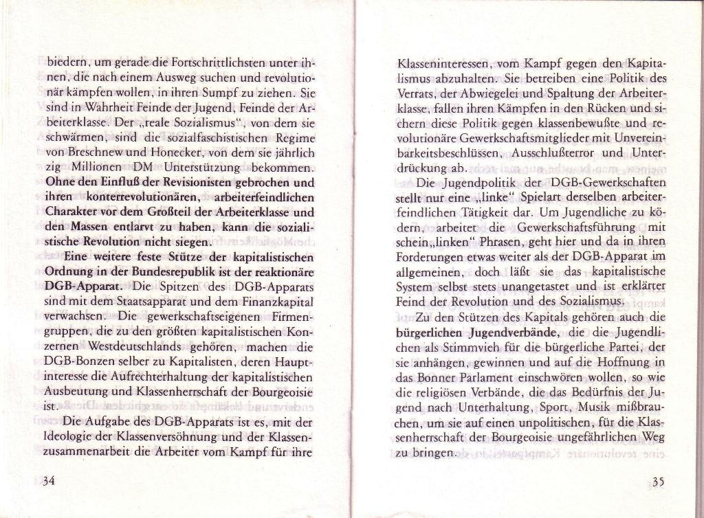 RG_Broschüre: Wofür kämpft die Rote Garde? (Mai 1978), Seite 34f.