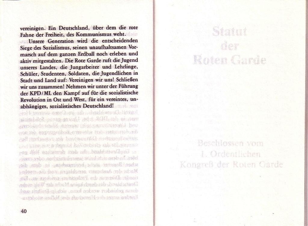 RG_Broschüre: Wofür kämpft die Rote Garde? (Mai 1978), Seite 40f.