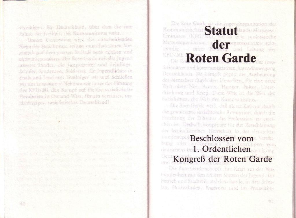 RG_Broschüre: Wofür kämpft die Rote Garde? (Mai 1978), Seite 42f.