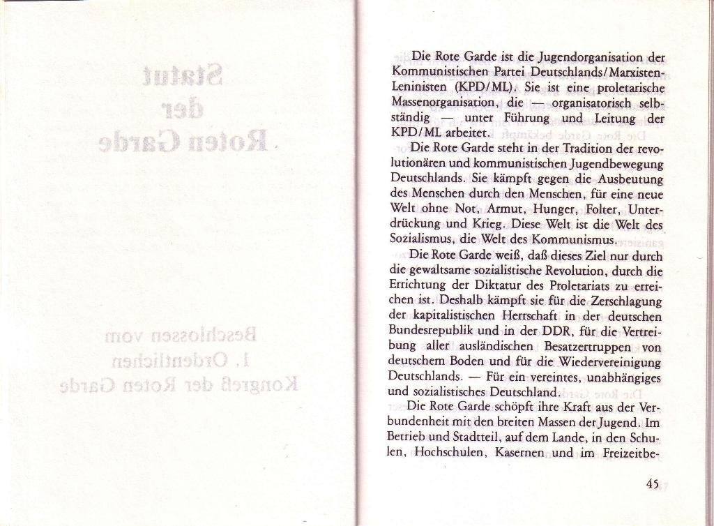 RG_Broschüre: Wofür kämpft die Rote Garde? (Mai 1978), Seite 44f.