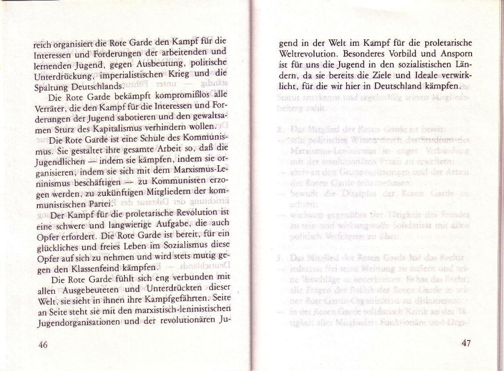 RG_Broschüre: Wofür kämpft die Rote Garde? (Mai 1978), Seite 46f.