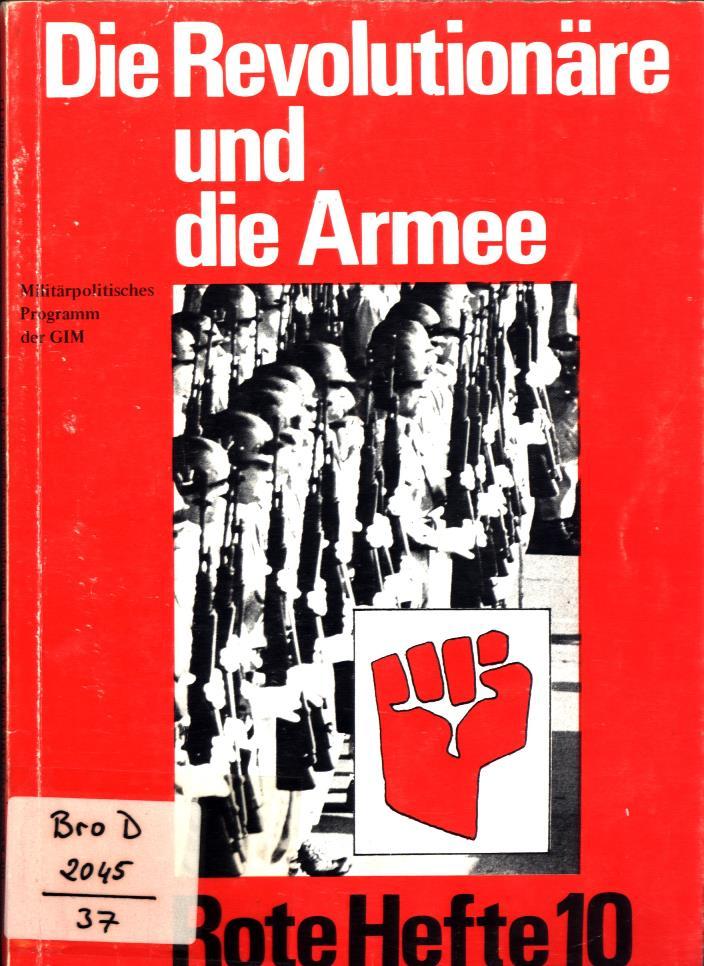 GIM_1976_Militaerpolitisches_Programm_01