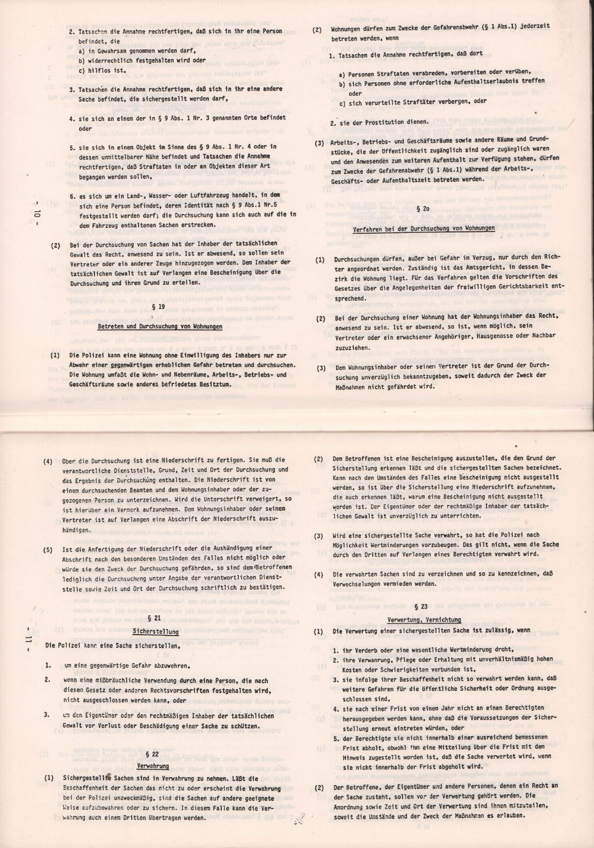 Polizeigesetz115