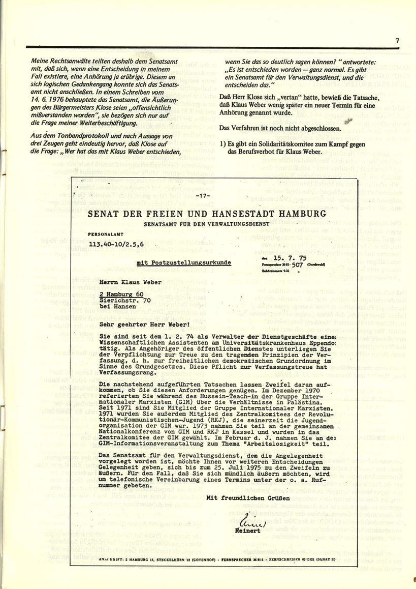 Initiativausschuss_Russell_Tribunal_Informationsbulletin_1977_07