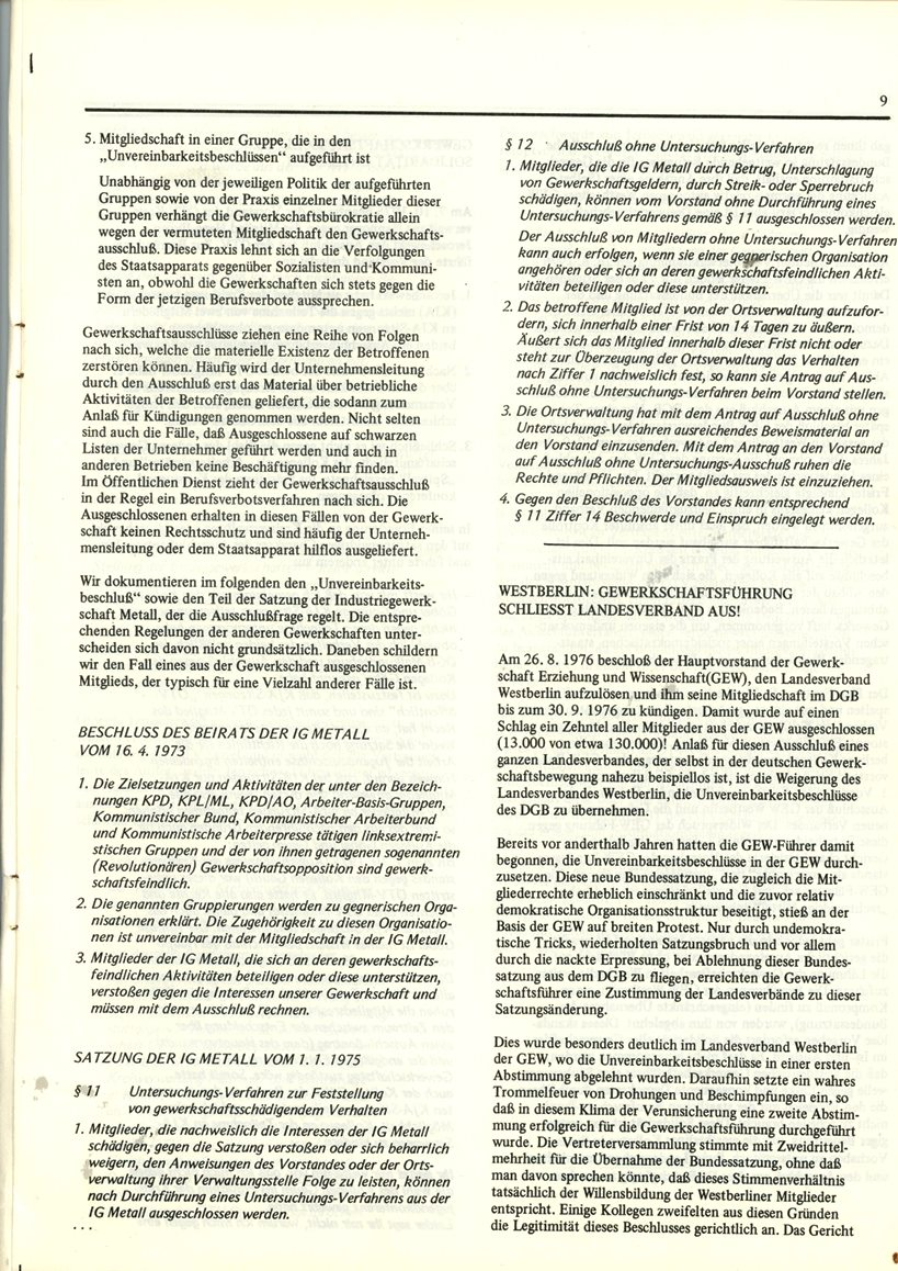 Initiativausschuss_Russell_Tribunal_Informationsbulletin_1977_09