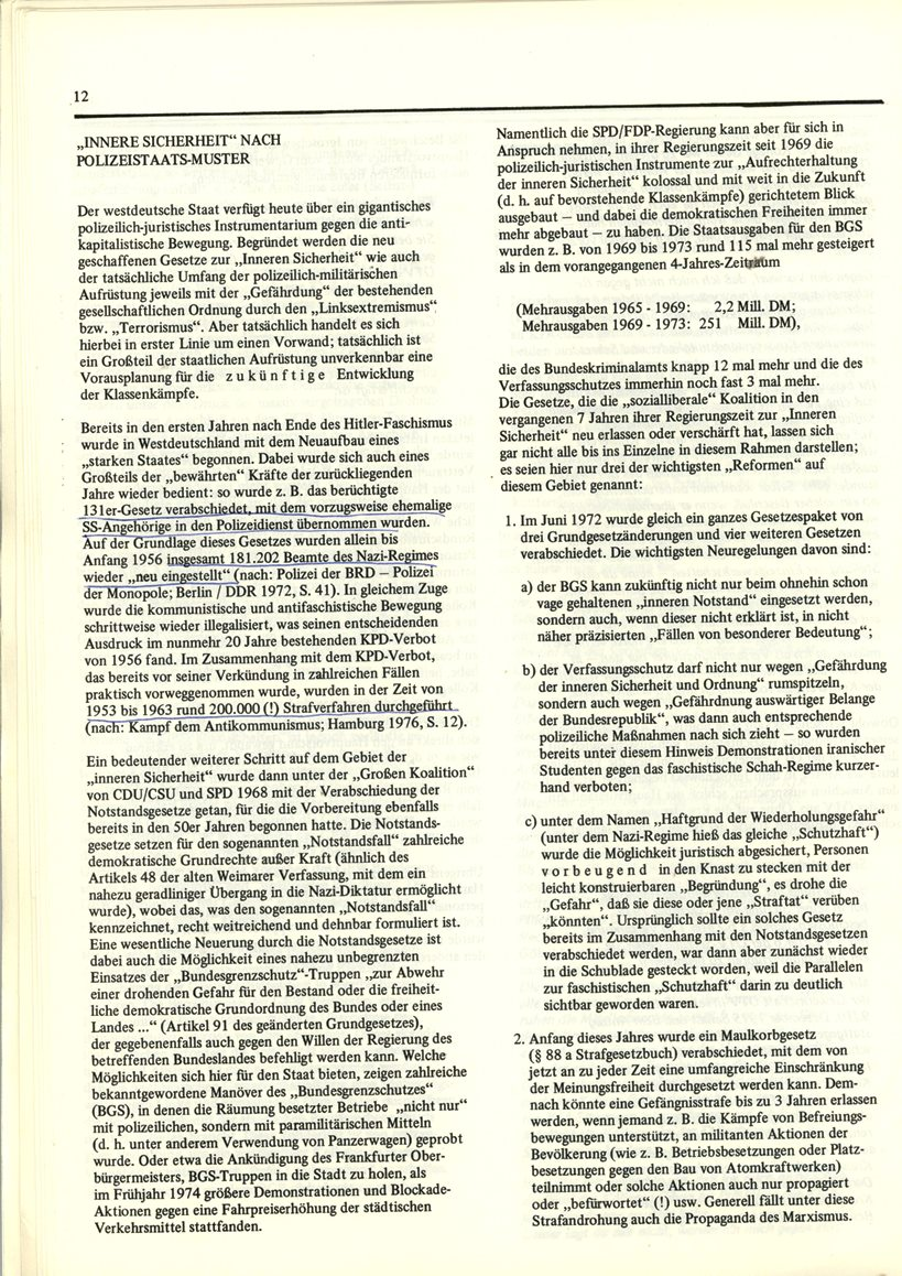 Initiativausschuss_Russell_Tribunal_Informationsbulletin_1977_12