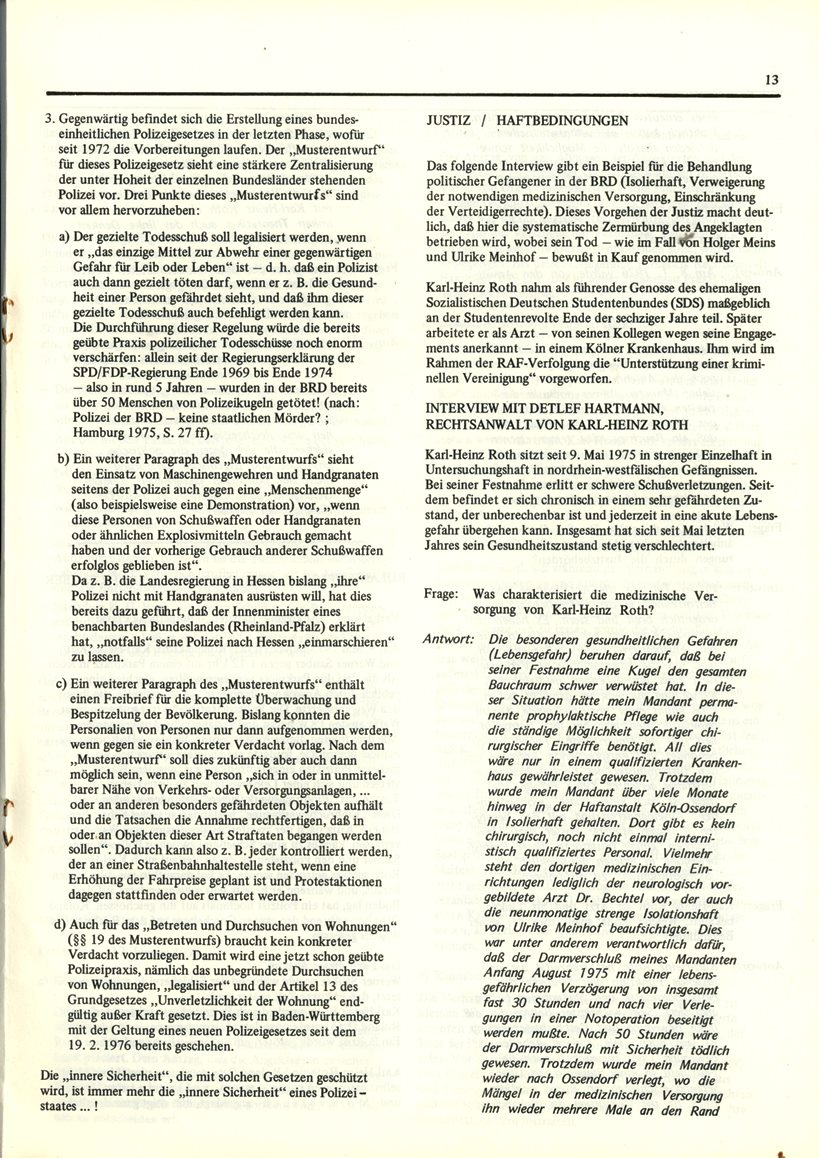 Initiativausschuss_Russell_Tribunal_Informationsbulletin_1977_13