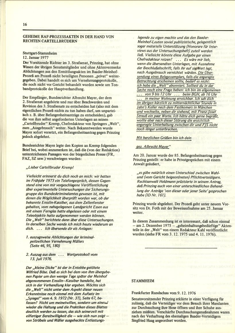 Initiativausschuss_Russell_Tribunal_Informationsbulletin_1977_16