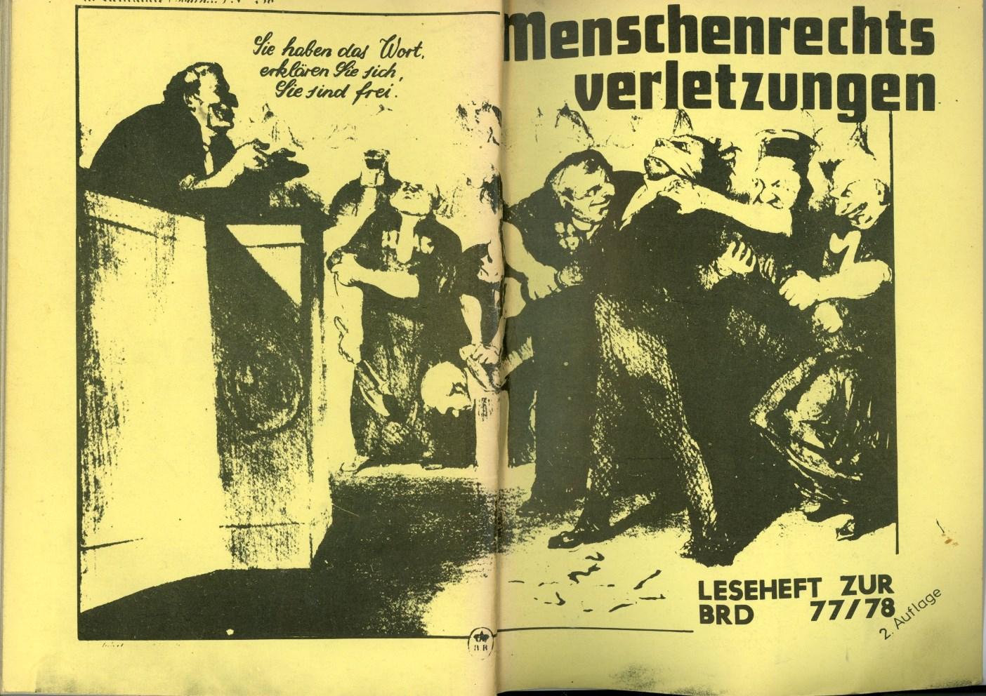 Stuttgart_AGRT_Menschenrechtsverletzungen_Leseheft_1978_01