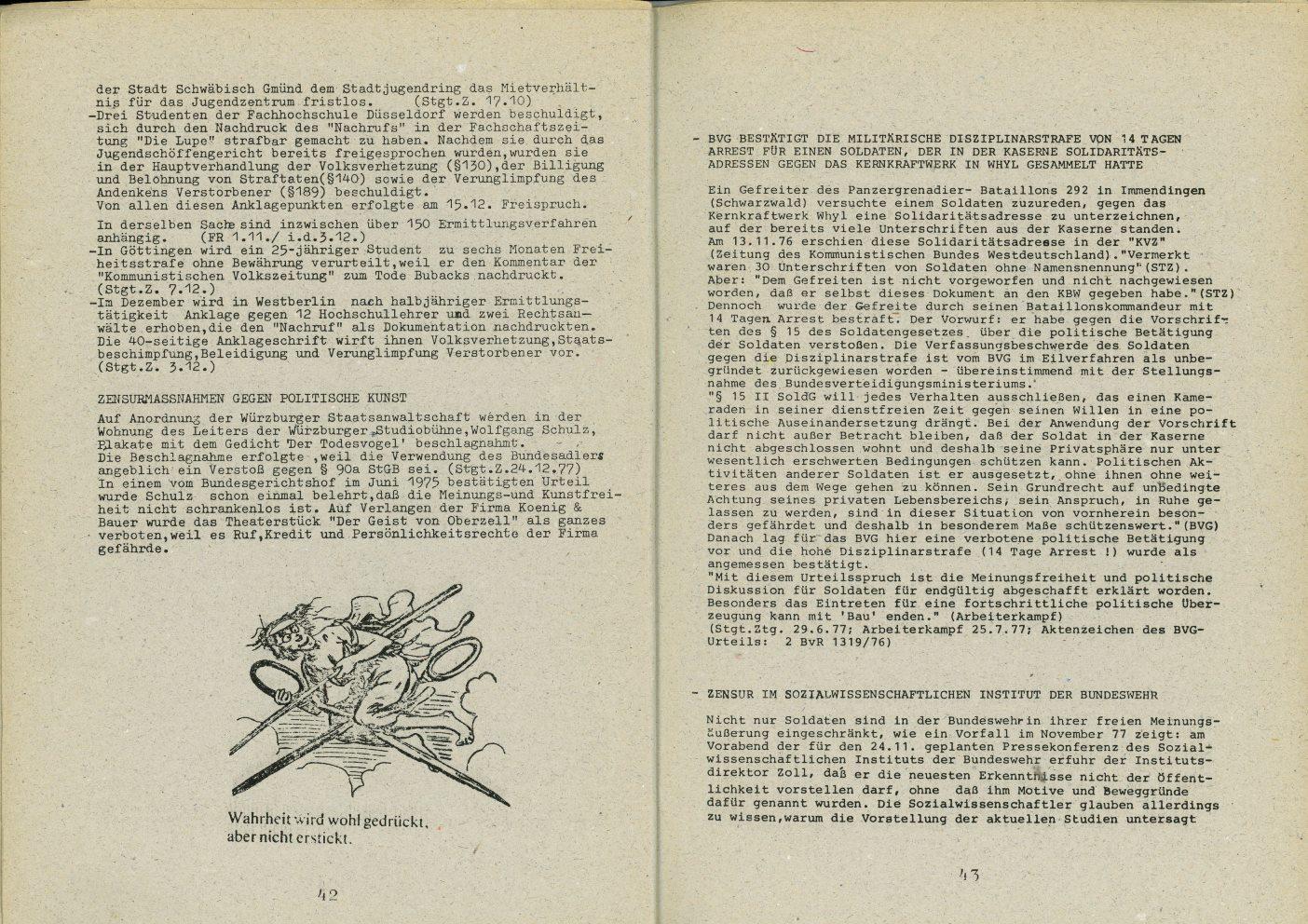 Stuttgart_AGRT_Menschenrechtsverletzungen_Leseheft_1978_23