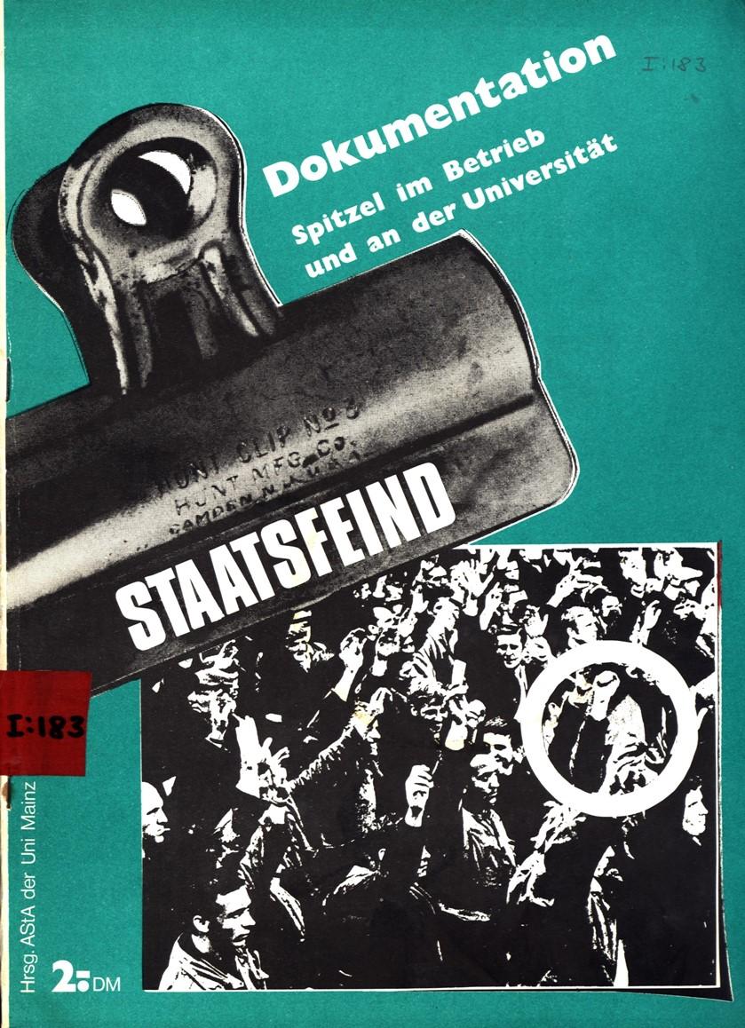 Mainz_VDS_AStA_1972_Staatsfeind_01