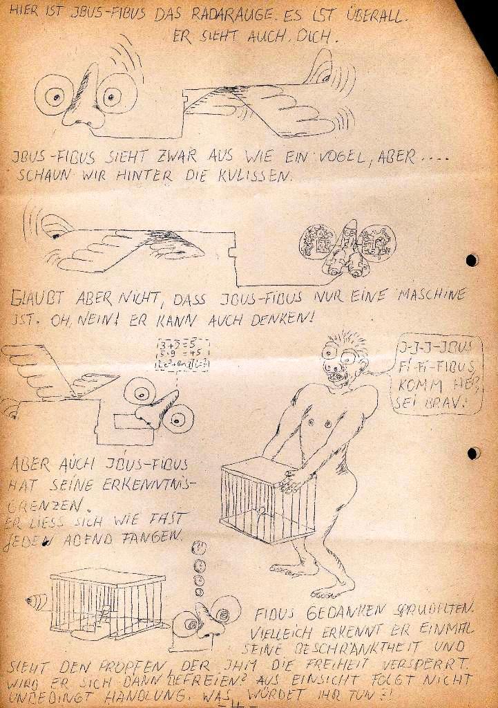 Marxistischer Schülerbund: Info, Nr. 4, Lübeck, Feb. 1972, Seite 4