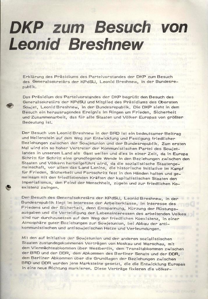 Marxistischer Schülerbund: Info, 3. Jg., Nr. 8, Lübeck, Mai 1973, Beilage, Seite 1