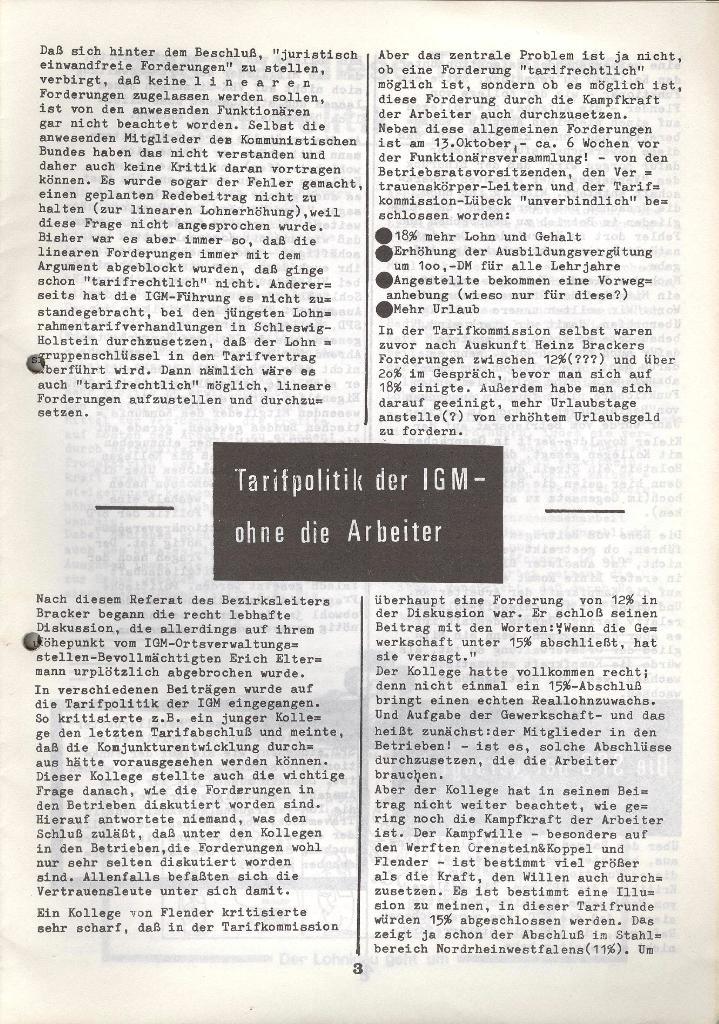 Der Metallarbeiter _ Zeitung des KB/ML, Jg. 3, Nr. 8, Dezember 1973, Seite 3