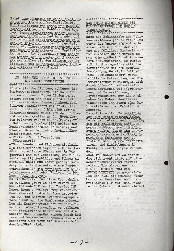 Schüler_Zeitung des KSB Lübeck, Nr. 5 (1973), Seite 12