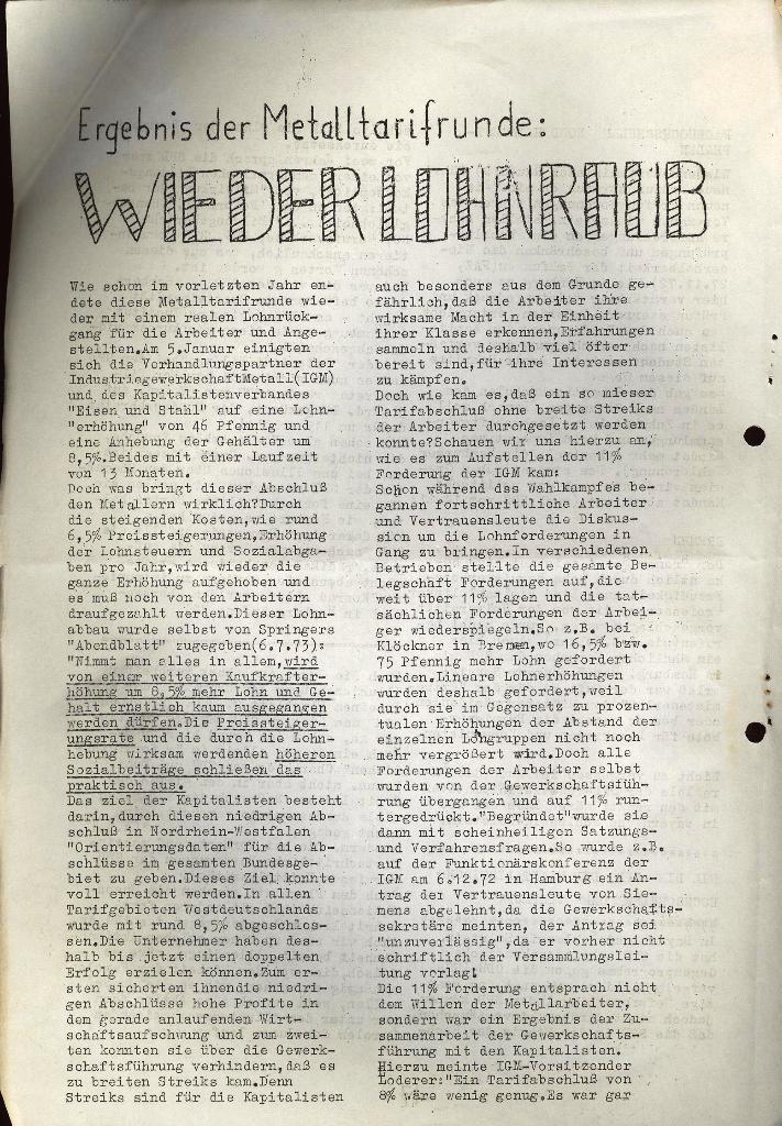 Schüler_Zeitung des KSB Lübeck, Nr. 5 (1973), Seite 18
