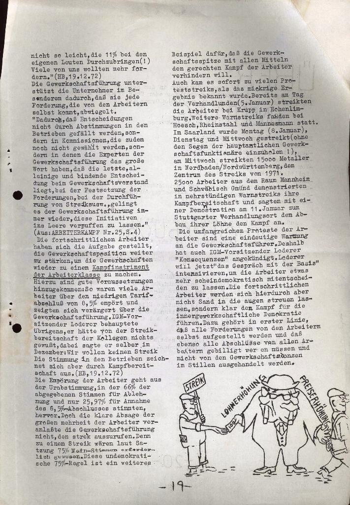 Schüler_Zeitung des KSB Lübeck, Nr. 5 (1973), Seite 19