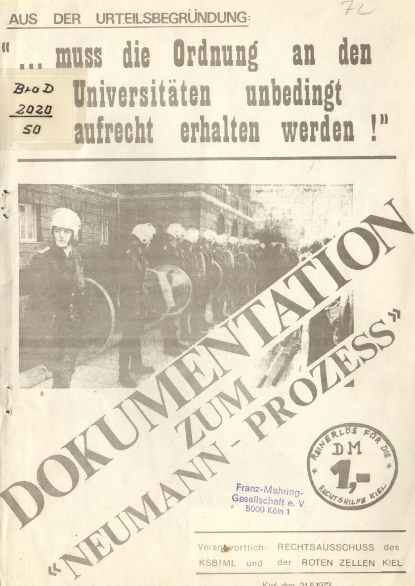 Kiel_KSBML_RZ_1973_Doku_Neumann_Prozess_01