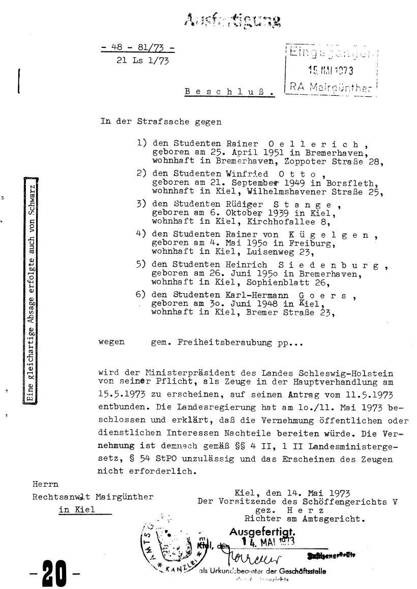 Kiel_KSBML_RZ_1973_Doku_Neumann_Prozess_20