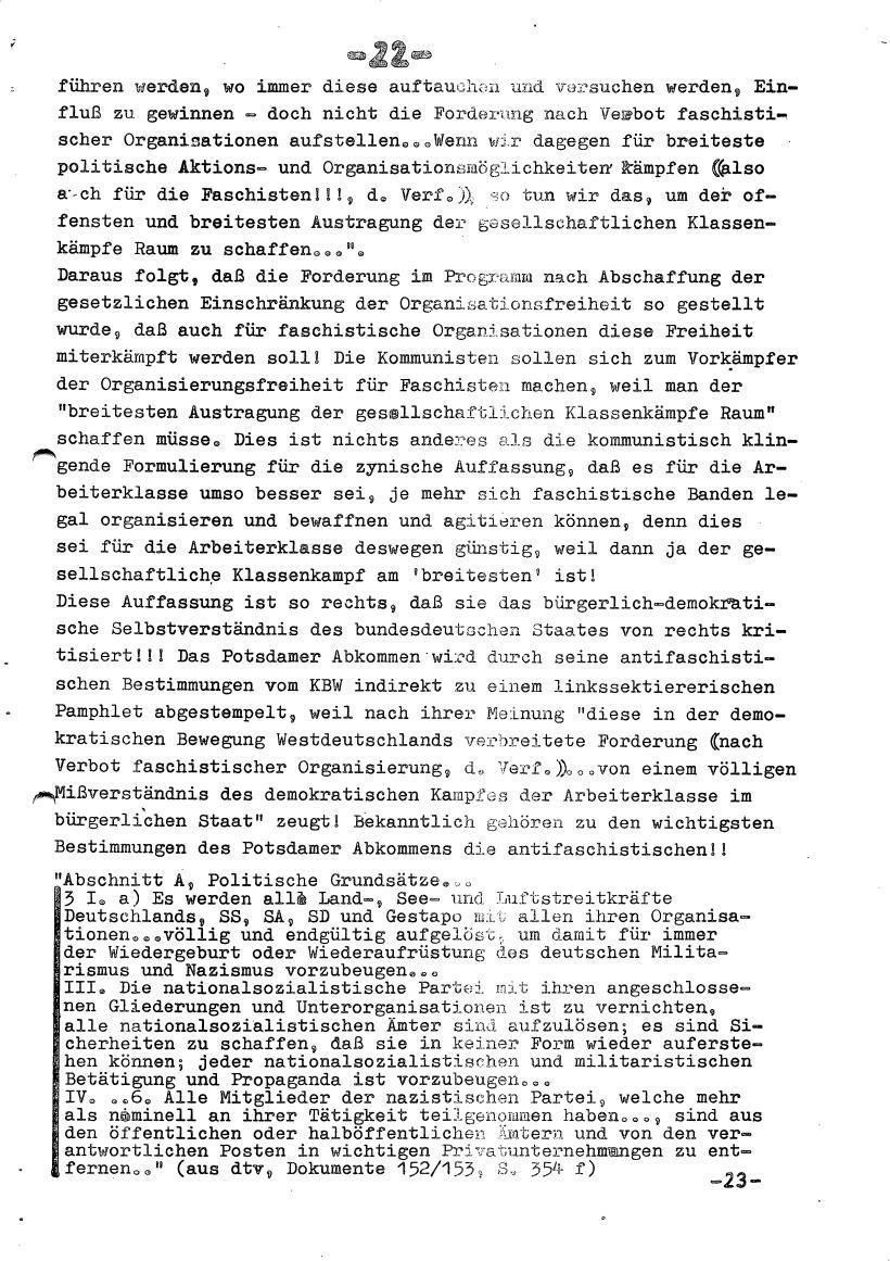 Kiel_ZB_1974_Stellungnahme_zum_KBW_23