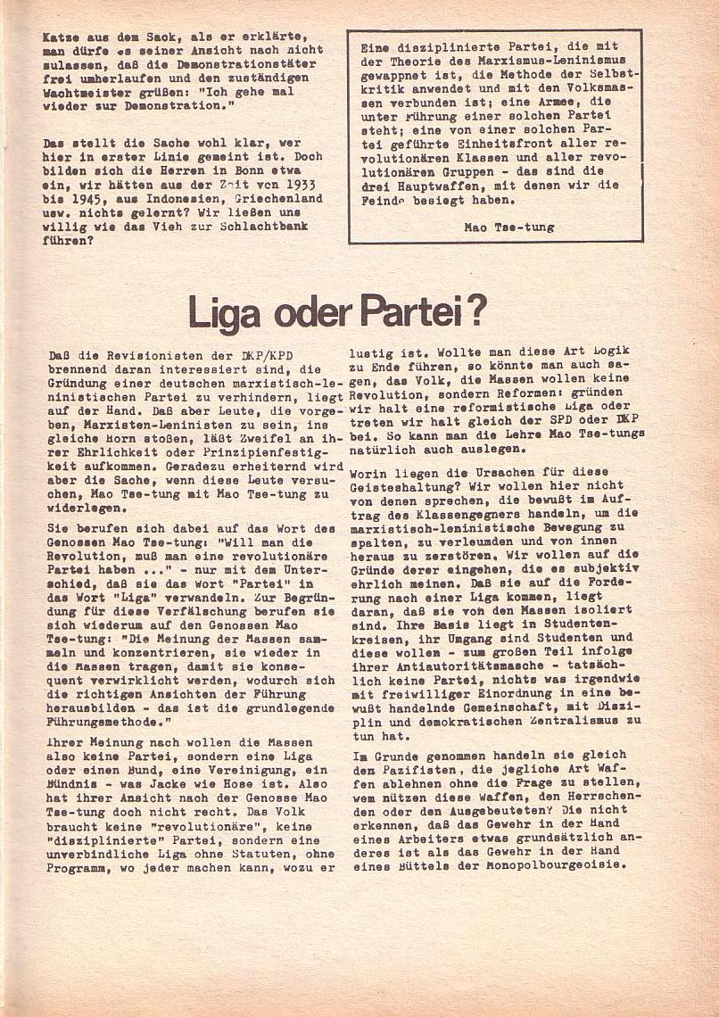 Roter Morgen, 3. Jg., Dez. 68/Jan. 69, Seite 7