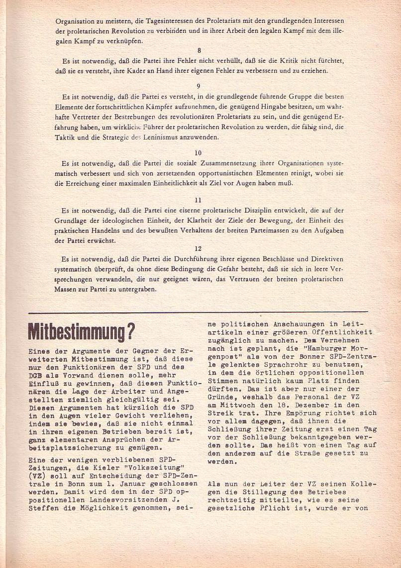 Roter Morgen, 3. Jg., Dez. 68/Jan. 69, Seite 13