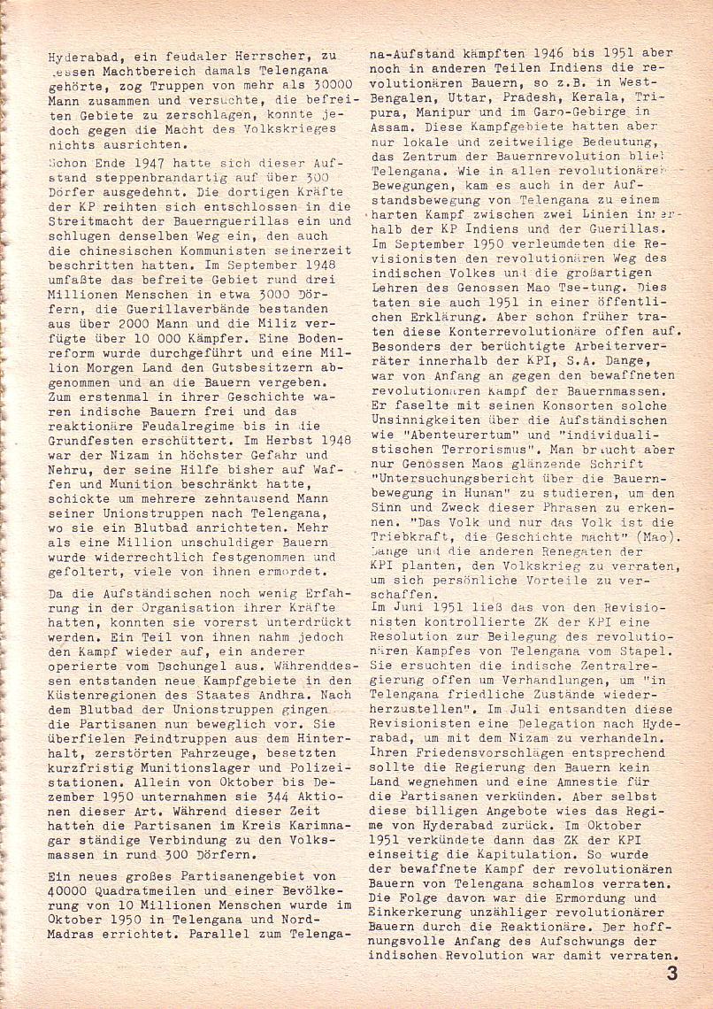 Roter Morgen, 3. Jg., Mai 1969, Seite 7
