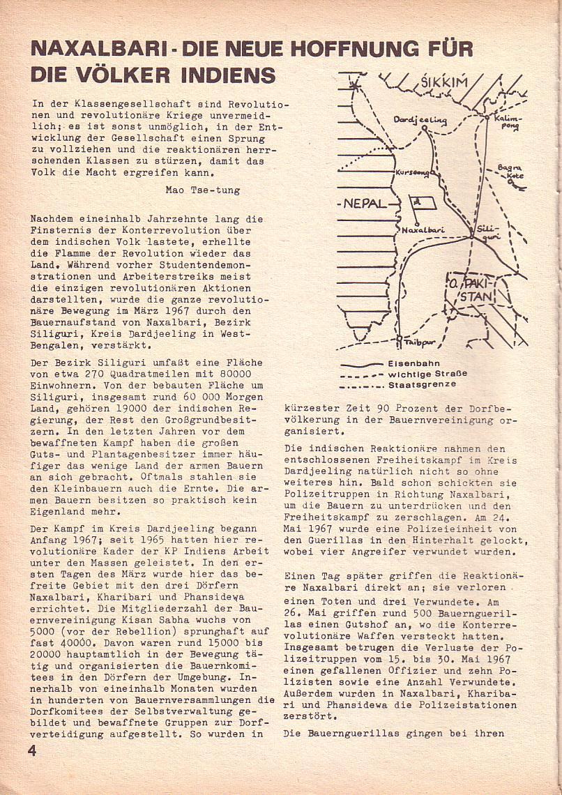 Roter Morgen, 3. Jg., Mai 1969, Seite 8